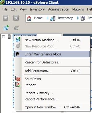 comment installer vmware vsphere gestionnaire de mise à jour 5.5