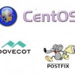 Install postfix for asterisk sur Centos avec cyrus dovecot